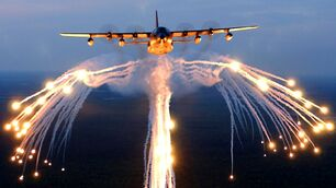 Hercules flares