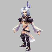 FF IX in game kuja