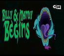 El Comienzo de Billy y Mandy