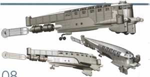 Turan Transport Vanship