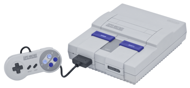 File:Super Nintendo Entertainment System.png