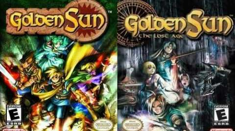 Golden Sun OST - Mars Lighthouse