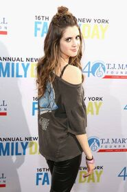 Laura at the 16th annual New York Family Day (4)