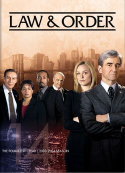 Law and Order S14 (DVD revival)