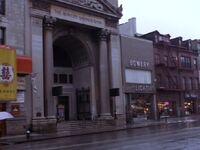 The Bowery Savings Bank