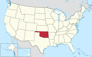 512px-Oklahoma in United States