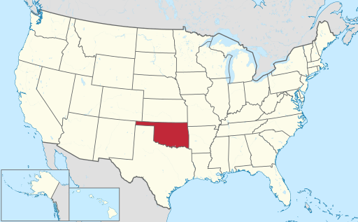File:512px-Oklahoma in United States.png