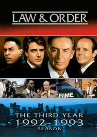 Law and Order S3 (DVD)