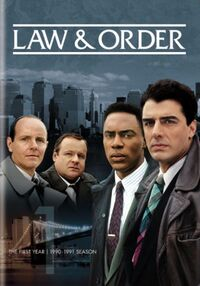 Law and Order S1 (DVD revival)