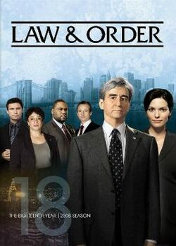 Law and Order S18 (DVD)
