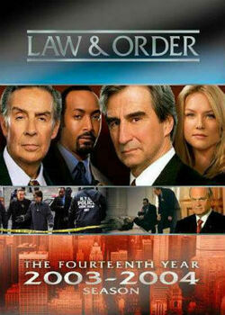 Law and Order S14 (DVD)