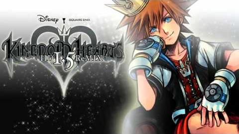 End of the World - Kingdom Hearts HD 1