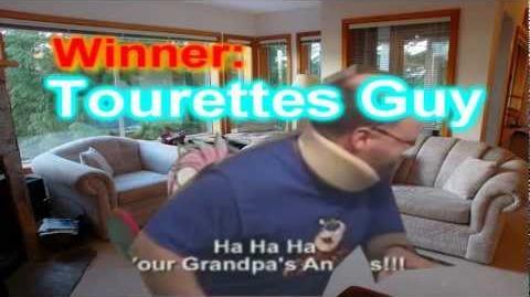 Super Smash Bros Lawl Ultimate - Tourettes Guy