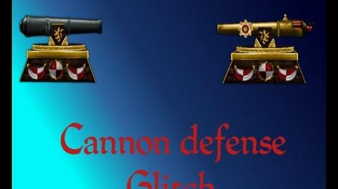 Pirates Online How to Swim around Cannon Defense!