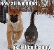 Friendscatanddogmeme
