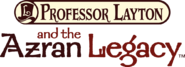 Professor Layton and the Azran Legacy — Logo (UK)