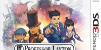 Professor Layton vs. Phoenix Wright: Ace Attorney