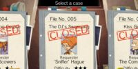 File No. 005: The DJ's Swansong