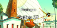 Prologue: Setting Off