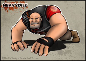 Tf2 heavydile by thelombax51-d32m1al