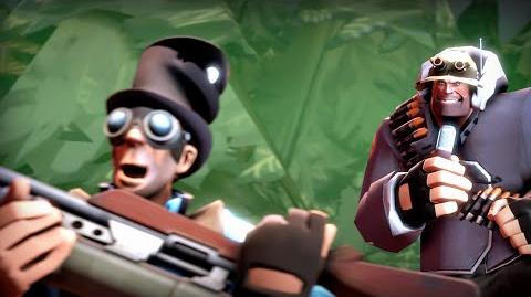 Gaming Geographic! TF2 Edition.