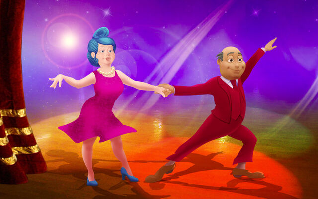 File:Nick Jr. LazyTown - Bessie Busybody and Mayor Meanswell Dancing.jpg