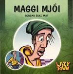 Nick Jr. LazyTown - Jives in Maggi Mjói Borðar Ekki Mat