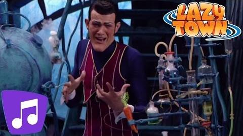 LazyTown Master Of Disguise Music Video