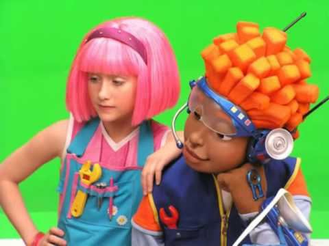File:Nick Jr. LazyTown Pixel and Stephanie 24 - Behind the Scenes.jpg