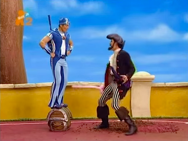 File:Nick Jr. LazyTown - Sportacus and Robbie Rotten in Rottenbeard.png