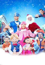 Nick Jr. LazyTown - The Holiday Spirit Promo Image