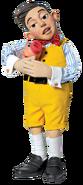 Nick Jr. LazyTown Stingy 3