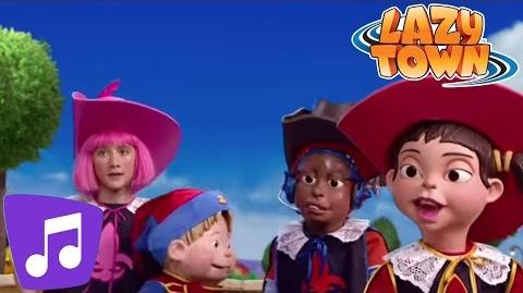 LazyTown I Am A Prince Music Video