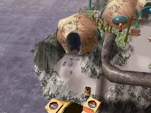 Treasure Hunter's Shop Outside