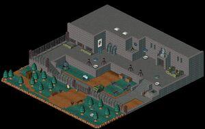 Secret Fortress Outside
