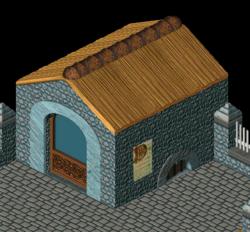 Lanktir's House Outside