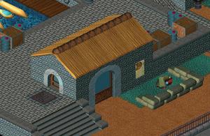 Proxima Island Prison Outside