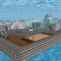 Port-Ludo in LBA2