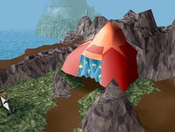 Bersimon's Tent Outside