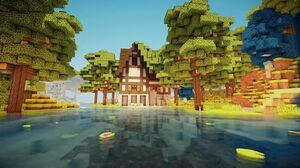 Enchanted Oasis Home