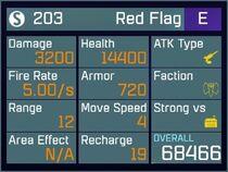 Red Flag E Lv1 Back