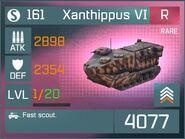 Xanthippus VI R Lv1 Front