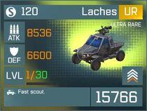 Laches UR Lv1 Front