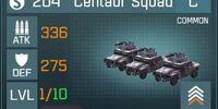 Centaur Squad
