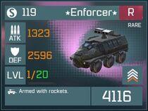 Enforcer R Lv1 Front