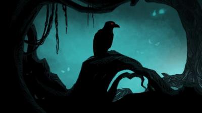 Shadow Isles Crow