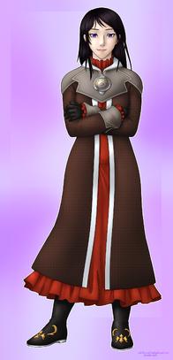 Aluena Marie(Summoner)