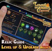 Level up relic