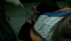 Lisgoe attacks Barry Baggs