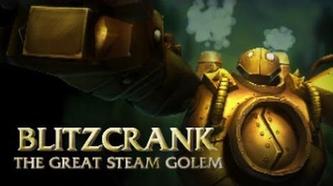 Blitzcrank/Strategy